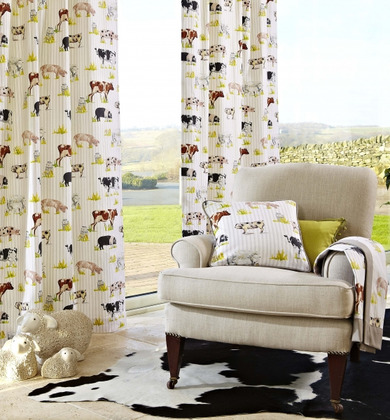 Curtains Cushions Custom Made Prestigious Textiles Country Fair